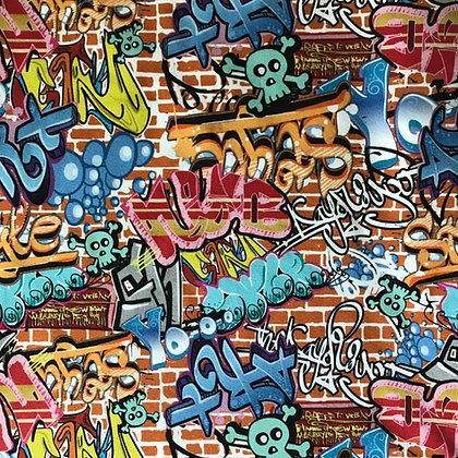 Jersey Graffiti