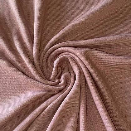 Strickstoff Baby Knit Altrosa