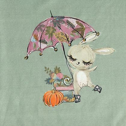 Sommersweat Panel Herbstgeschichten Hase