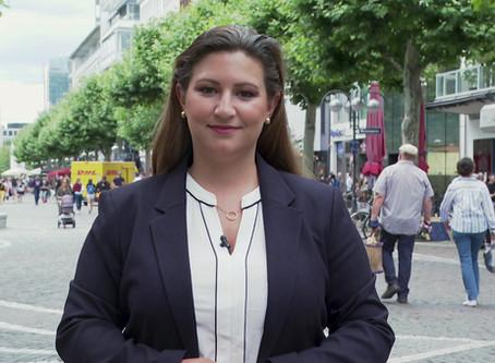 """CGTN   EU needs to speak """"in one voice"""" with China - Merkel"""