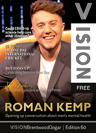 VisionBrentwood Edition 60 June 21 COVER