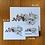 Thumbnail: North Carolina Flowers watercolor print