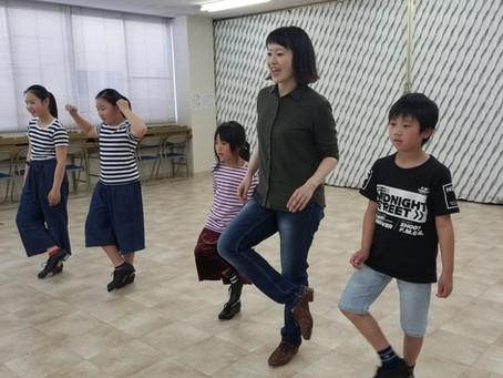 【レンタル事例①】タップダンス教室