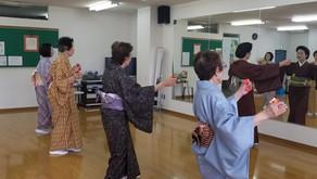 【教室ウォッチ】日本舞踊藤間流
