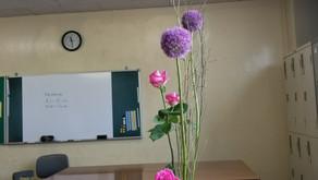 【教室ウォッチ】いけばな草月流