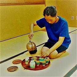 皇風煎茶礼式