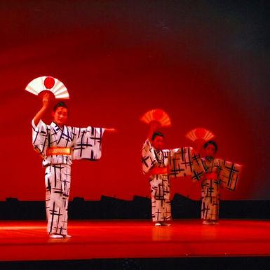 こども日本舞踊
