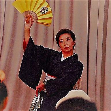 日本舞踊 藤間流