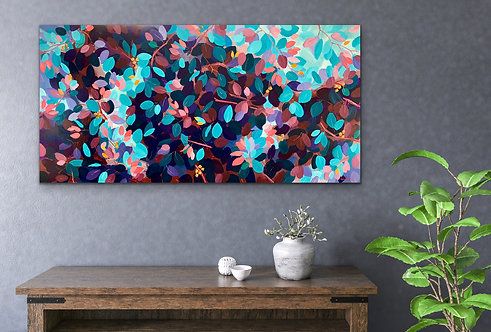 Lovely Lazy Afternoon  |  122 x 61cm