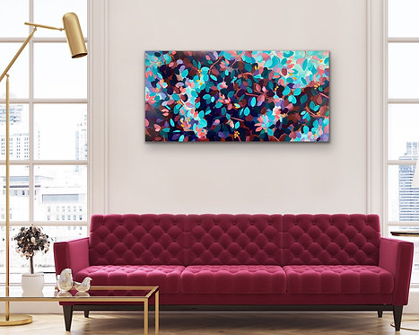 Lovely Lazy Afternoon     122 x 61cm