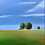 Thumbnail: Fresh Field I - 30 x 30cm