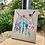 Thumbnail: Little Wren, Pink Flowers   40cm x 50cm