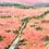 Thumbnail: Mallee River | 76cm x 50cm