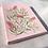 Thumbnail: Bottlebrush with Pink Background | 30cm x 40cm