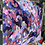 Thumbnail: Iris Under Moonlight | 76 x 76cm
