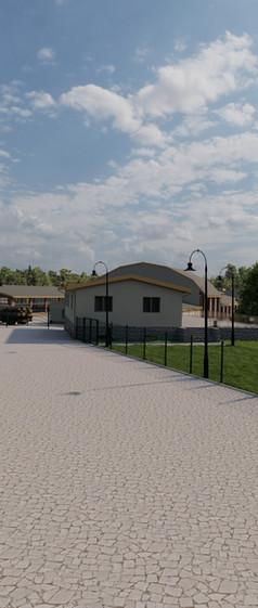 Areál Břasy - administrativní budova