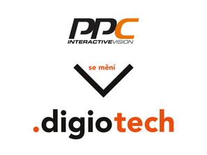 PPC Online se mění na .digiotech