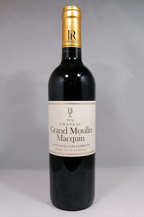 Grand Moulin Macquin 2017