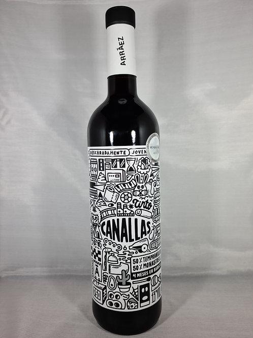 Canallas - Arraez - 2018