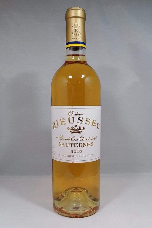 Rieussec 2010 Sauternes