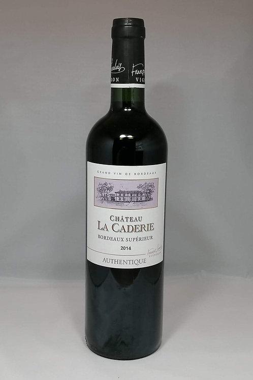 Château La Caderie - Authentique 2014