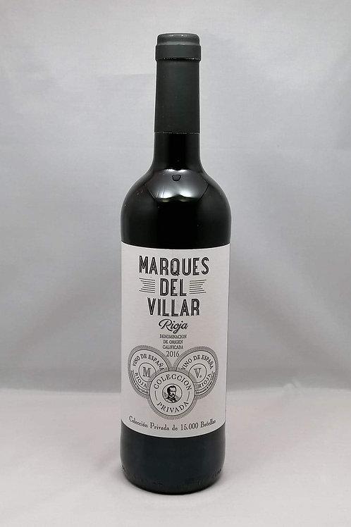 Marques del villar Rioja 2017