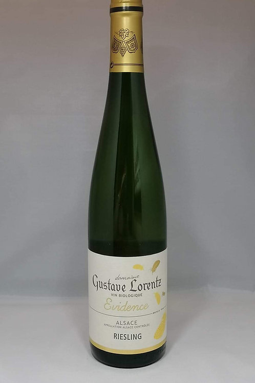 Gustave Lorentz - Riesling Evidence