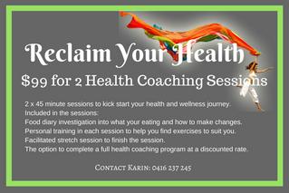 Reclaim Your Health