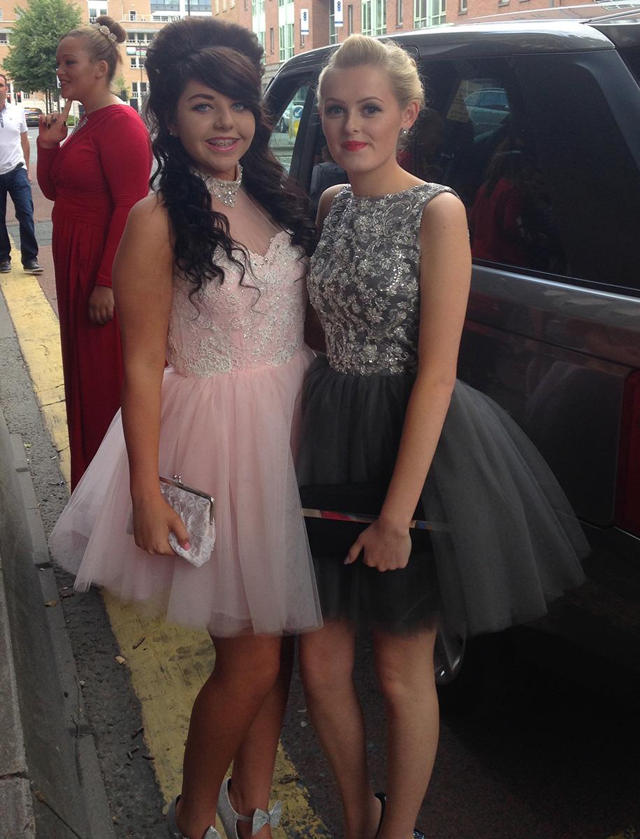 Della and Libby