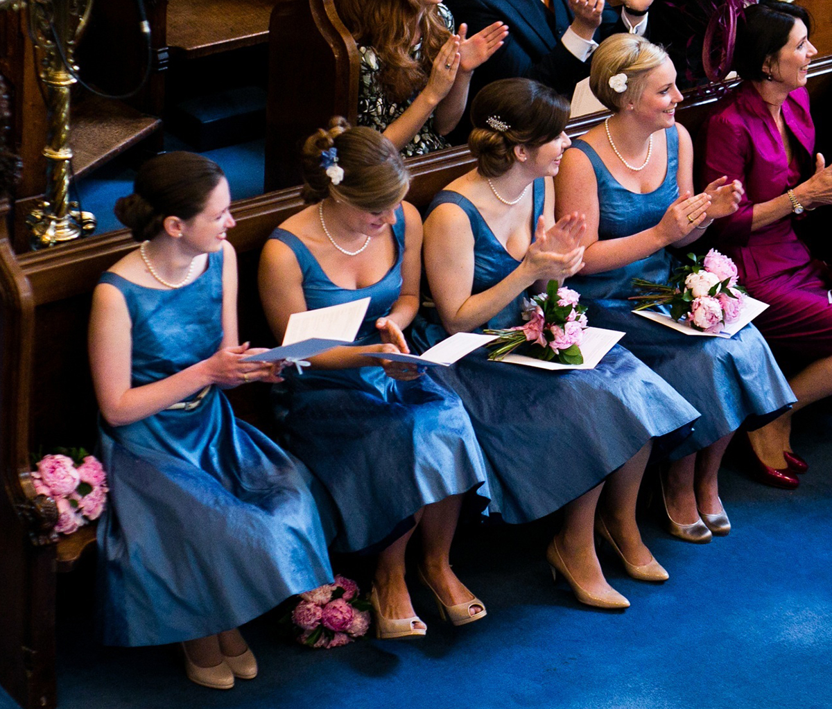 Bridesmaids of Kate