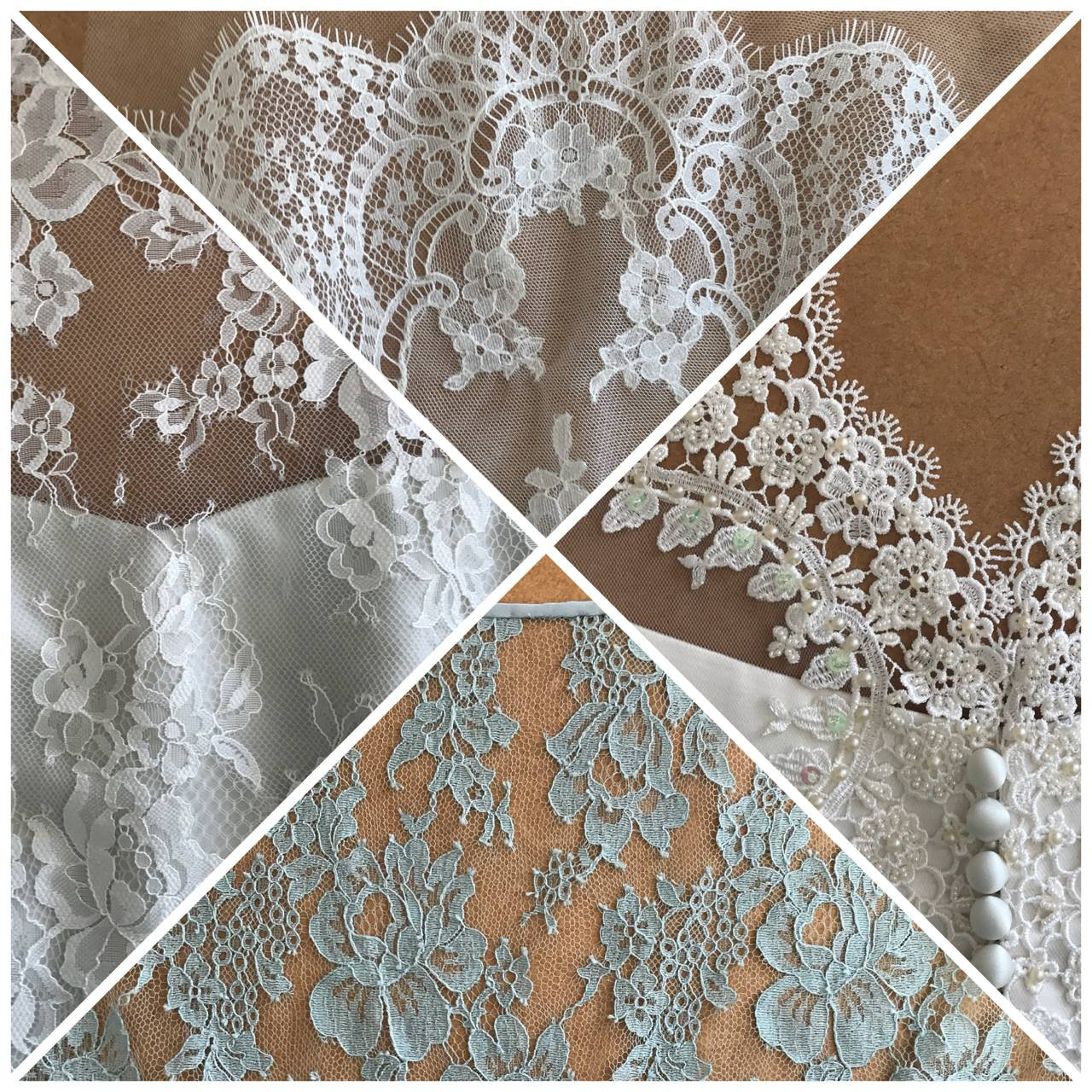 Lace Samples