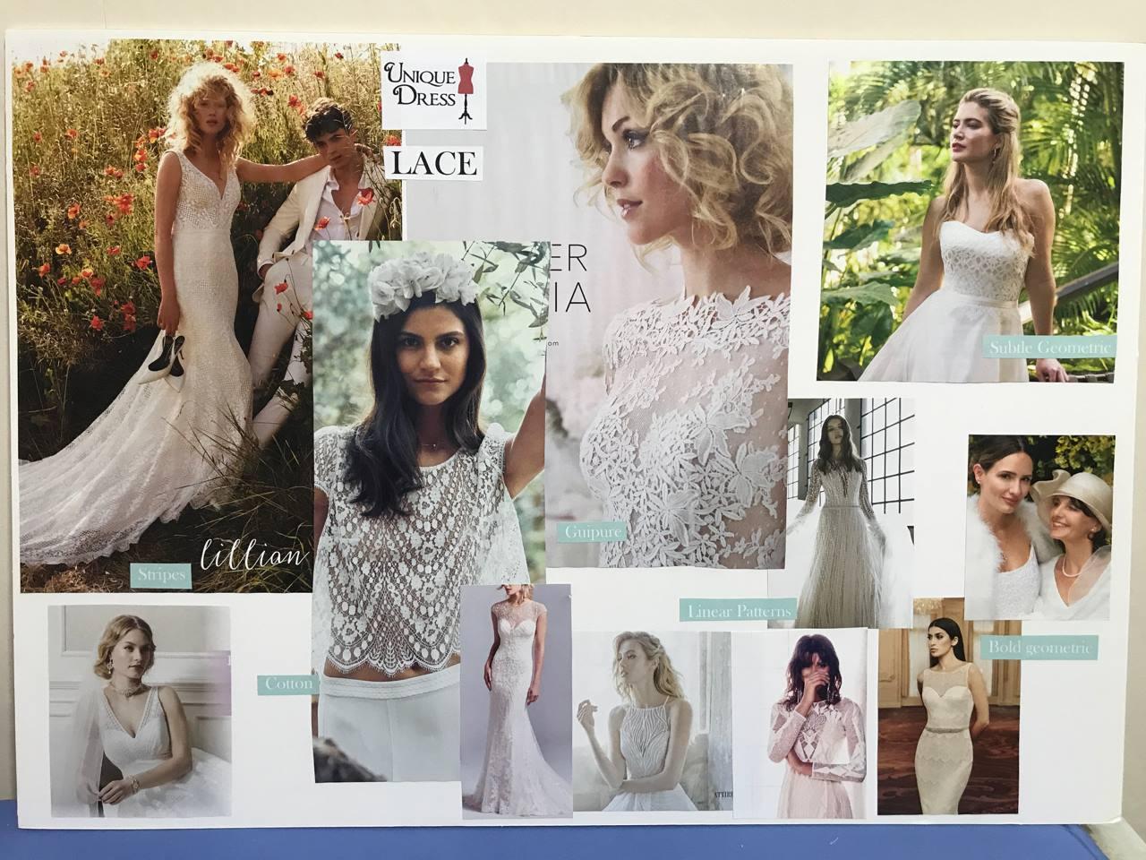 Lace Trend Board