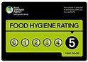 5 Stars Food Hygiene Rating Kathmandu Ki