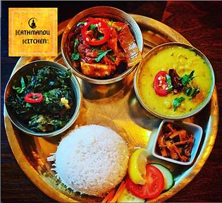 Kathmandu Kitchen Altrincham Dal Bhat Ta