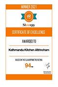 Kathmandu Kitchen Altrincham Award Winner.jpeg