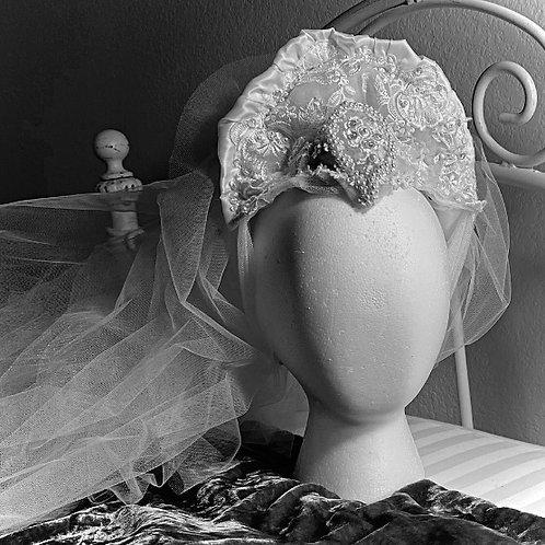Bridal Headpiece, by JLynn
