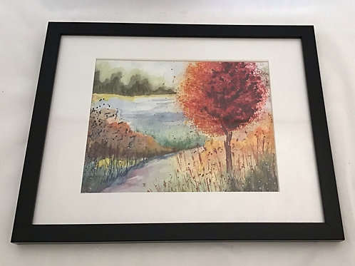 Autumn, by Patricia Munsell