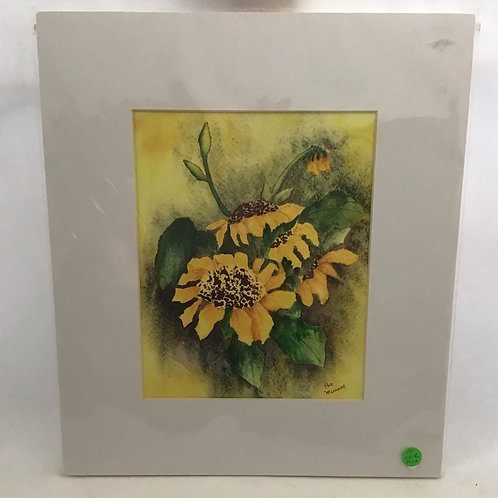 Sunflowers, by Patricia Munsell
