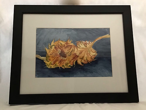Van Gogh's Sunflowers, by Patricia Munsell