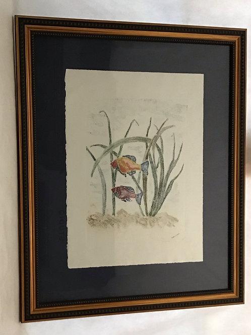 Fish Buddies, by Patricia Munsell
