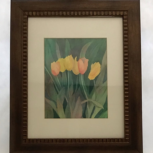 Tulips, by Patricia Munsell