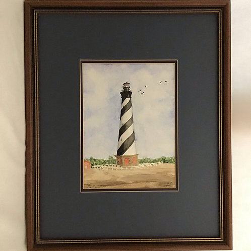 Cape Hatteras, by Patricia Munsell