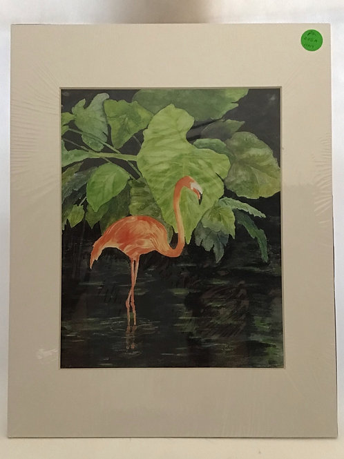 Flamingo, by Patricia Munsell