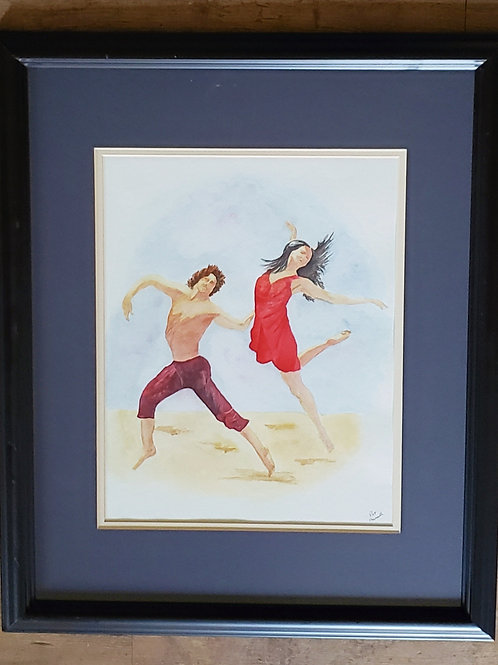 Dancers, by Patricia Munsell