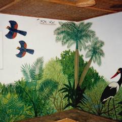 Kabira Club, Uganda mural