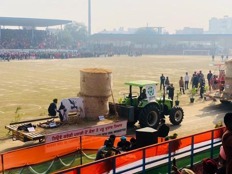 OZY  - Neway Report on Punjab Paddy straw Stubble