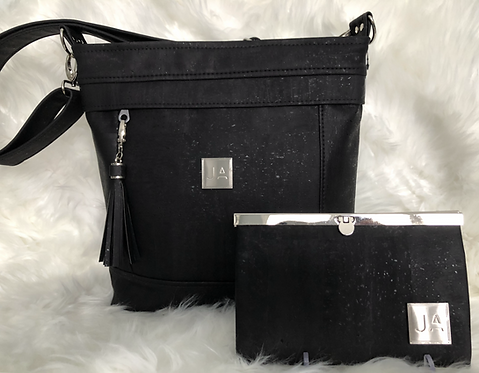 The Big Black Bag & Her Companion