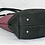 Thumbnail: Shoulder Bag - Plum & Black