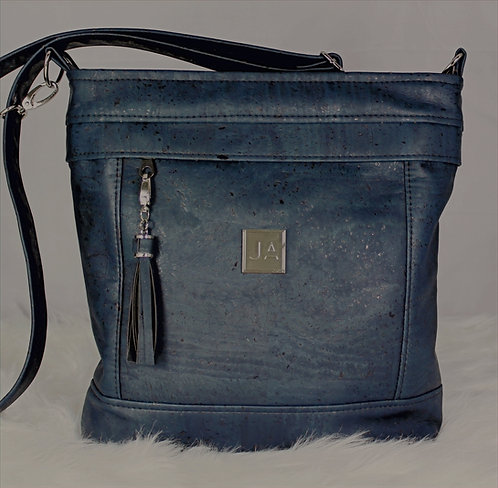 The Big Navy Blue Bag