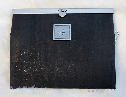 Large Wallet/Clutch - Black